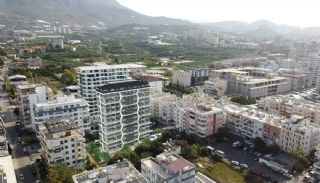 Central Alanya Apartments 350 meter van het strand, Alanya / Mahmutlar - video