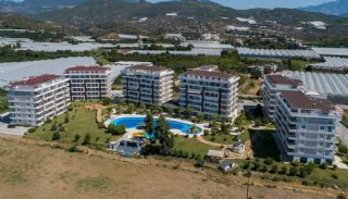 2+1 Investment Properties in Alanya at Affordable Prices, Alanya / Demirtas