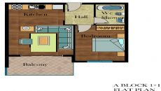 Alanya Beach Apartments II, Property Plans-6
