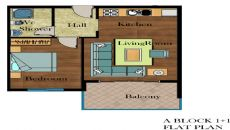 Alanya Beach Apartments II, Property Plans-7