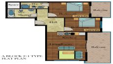 Alanya Beach Apartments II, Property Plans-4