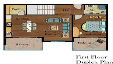 Alanya Beach Apartments II, Property Plans-2