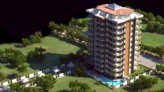 Alanya Beach Apartments III, Алания / Махмутлар - video