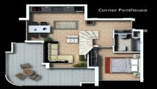 Alanya Beach Apartments III, Property Plans-2