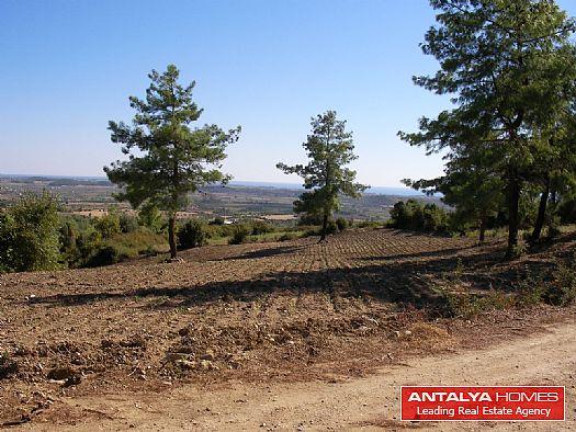 Terrain pour construire des villas side turquie for Terrain pour construire
