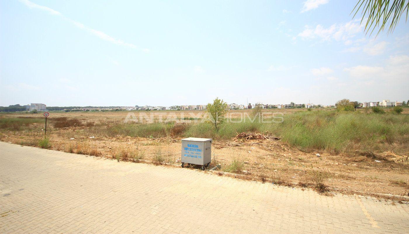 Achat de terrain kadriye pour construction de villa for Construction de villa