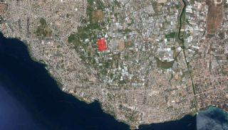 Antalya Şehir Merkezinde Satılık Tarla, Antalya / Merkez