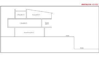 Deniz Manzaralı Satılık Arsa, Kat Planları-1