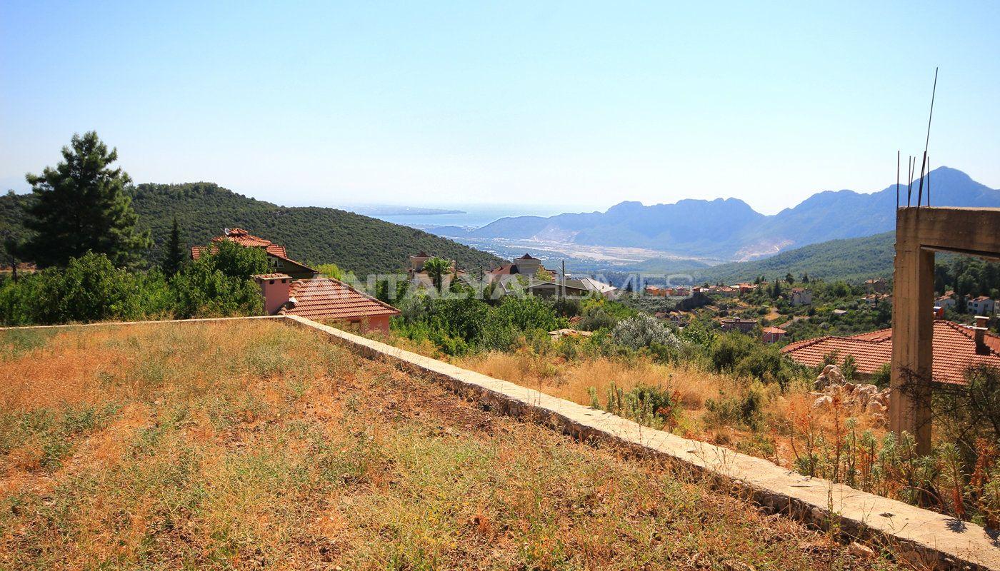 Acheter un terrain vendre antalya pour construire une for Construire sa villa