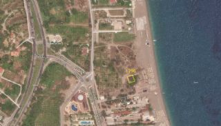 Seafront Land in Kemer Offering Investment Opportunity, Kemer / Center