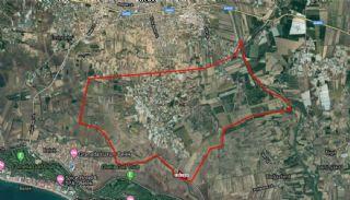 Huge Investment Land by the River in Belek, Belek / Center