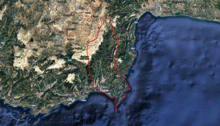 Investment Land Surrounded by Forest in Kumluca Antalya, Antalya / Kumluca