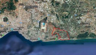 ارض للبيع مع رخصة بناء في انطاليا, انطاليا / اكسو