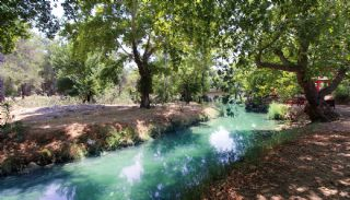 Terrain Agricole Avec Licence de Restaurant à Aksu Antalya, Antalya / Aksu