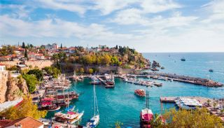 Commercial Land with All Necessary Permits in Kaleiçi, Antalya / Kaleici