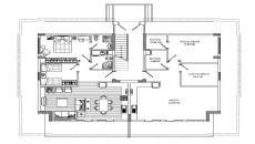 فریزر آپارتمان , پلان ملک-1