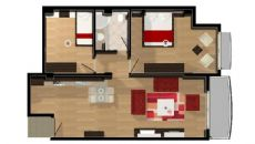 Trio Homes, Projet Immobiliers-1
