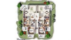 Antalya Hus med Spansk Stil i Lara, Planritningar-2