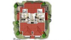 Antalya Hus med Spansk Stil i Lara, Planritningar-5