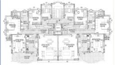 Lägenheter med havsutsikt, Planritningar-1