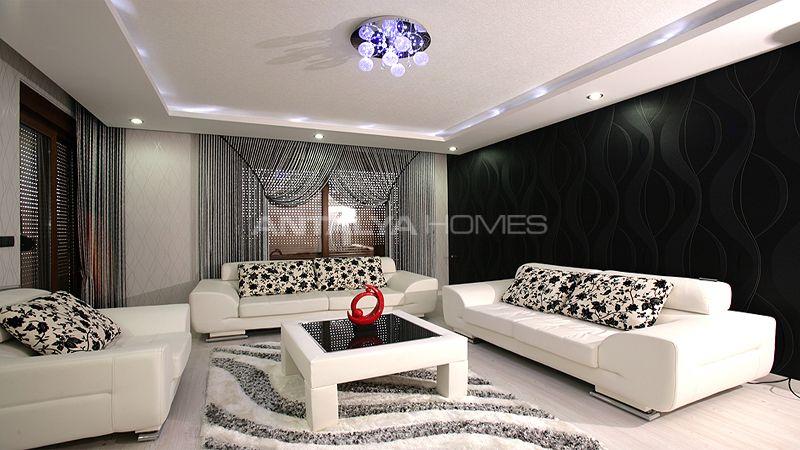 Elegant huis antalya turkije for Interieur eigentijds huis fotos
