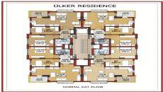 Ulker Residence, Планировка -2