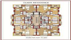 Ulker Residence, Планировка -3