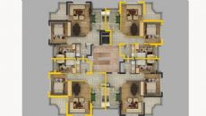 Cevahir Apartments, Property Plans-1