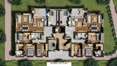 Anfora Lägenheter, Planritningar-2