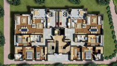 Anfora Lägenheter, Planritningar-1
