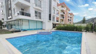 Bergblick Wohnung in Antalya 1,5 km zum Strand, Antalya / Konyaalti - video
