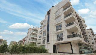 Konyaaltı Hurma'da Satılık 2 Yatak Odalı Modern Daire, Antalya / Konyaaltı