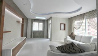 Konyaaltı Hurma'da Satılık 2 Yatak Odalı Modern Daire, İç Fotoğraflar-1