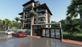 Luxury Apartments in Complex with Rich Facilities in Antalya, Antalya / Konyaalti - video
