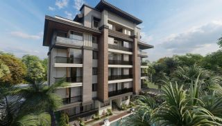 Luxury Apartments in Complex with Rich Facilities in Antalya, Antalya / Konyaalti