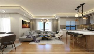 Luxury Apartments in Complex with Rich Facilities in Antalya, Interior Photos-1