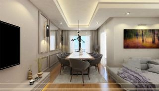 Luxury Apartments in Complex with Rich Facilities in Antalya, Interior Photos-3