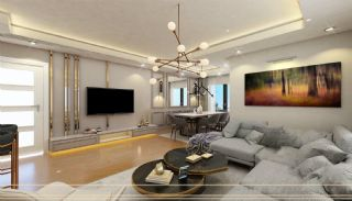 Luxury Apartments in Complex with Rich Facilities in Antalya, Interior Photos-4