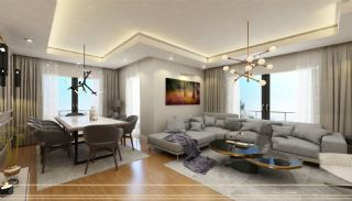 Luxury Apartments in Complex with Rich Facilities in Antalya, Interior Photos-6