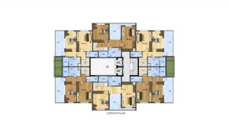 Luxury Apartments in Complex with Rich Facilities in Antalya, Property Plans-3
