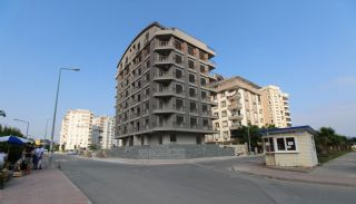 Appartements Vue Mer à Vendre En Complexe Konyaalti Antalya,  Photos de Construction-1