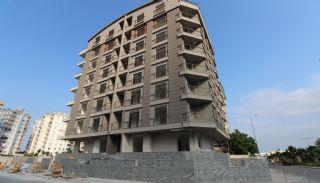 Appartements Vue Mer à Vendre En Complexe Konyaalti Antalya,  Photos de Construction-2