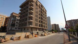 Appartements Vue Mer à Vendre En Complexe Konyaalti Antalya,  Photos de Construction-3