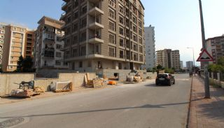 Appartements Vue Mer à Vendre En Complexe Konyaalti Antalya,  Photos de Construction-4