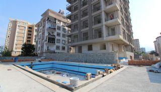 Appartements Vue Mer à Vendre En Complexe Konyaalti Antalya,  Photos de Construction-6