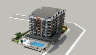 New Apartments in Complex Close to Sea in Konyaaltı Antalya, Antalya / Konyaalti - video