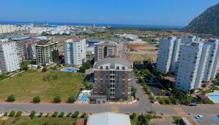 Nya lägenheter i komplex nära havet i Konyaaltı Antalya, Antalya / Konyaalti - video