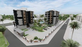 High-Quality Apartments with Separate Kitchen in Antalya, Antalya / Kepez - video