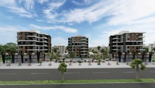 High-Quality Apartments with Separate Kitchen in Antalya, Antalya / Kepez