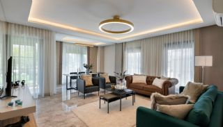 Panoramic View Apartments with Shopping Street in Antalya, Interior Photos-1